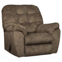 Accrington Rocker Recliner - Earth