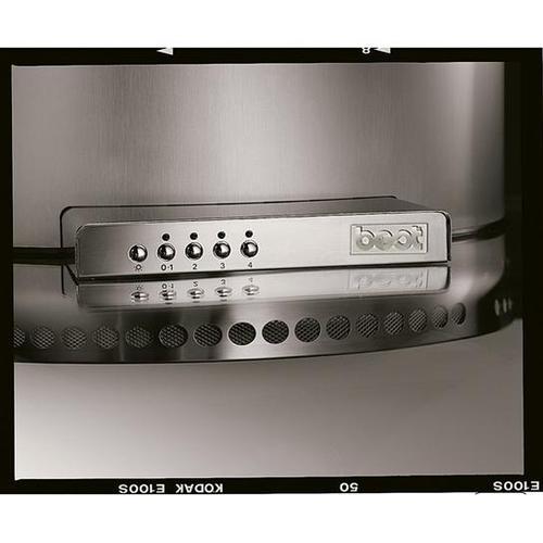 BEST Range Hoods - Central Housing with 500 CFM Internal Blower - Brass
