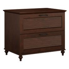 Volcano Dusk Lateral File Cabinet - Coastal Cherry