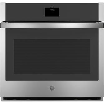"GE 30"" Built-In Convection Single Wall Oven Stainless Steel - JTS5000SNSS"