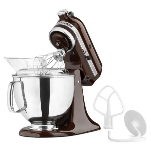 Artisan® Series 5 Quart Tilt-Head Stand Mixer - Espresso