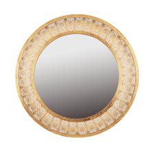 Emmeline - Round Mirror