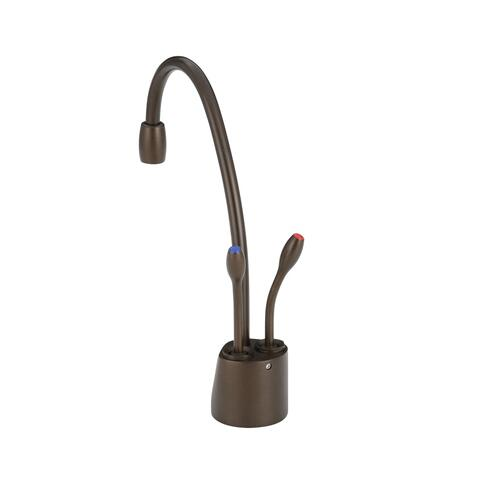Indulge Contemporary Hot/Cool Faucet (F-HC1100-Mocha Bronze)