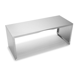 "Jenn-AirFull Width Duct Cover - 30"" Stainless Steel"