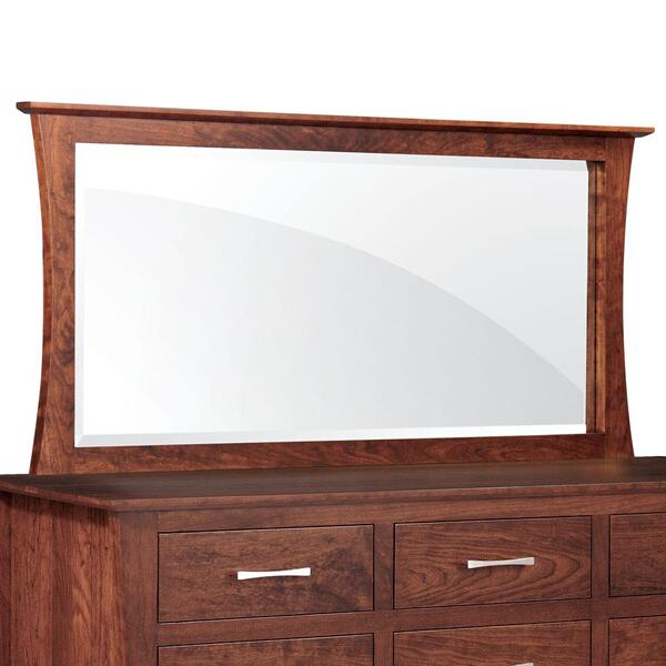 See Details - Loft Bureau Mirror - Express