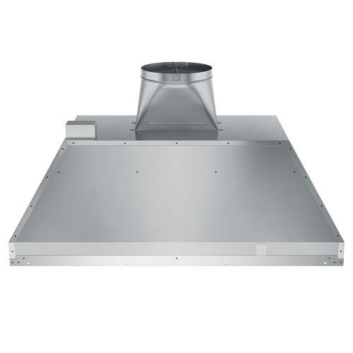 """GE Appliances Canada - GE 36"""" Designer Custom Range Hood Insert Stainless Steel - UVC9360SLSS"""