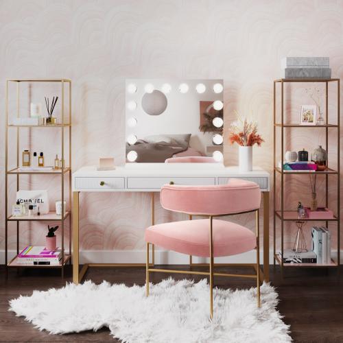 Tov Furniture - Lola Vanity Mirror