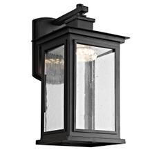 Taylen Outdoor Wall Lantern - Oil Rubbed Bronze (black)