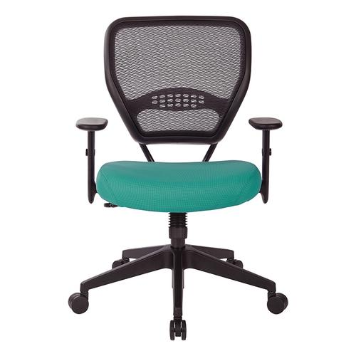 Professional Black Airgrid Back Managers Chair