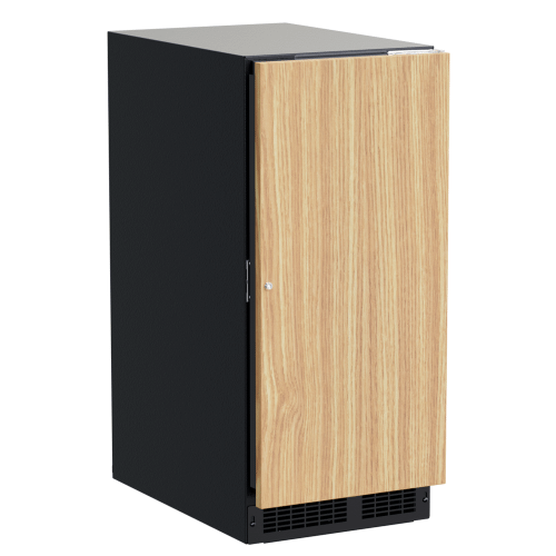 15-In Professional Built-In Single Zone Wine Refrigerator With Reversible Hinge with Door Style - Panel Ready