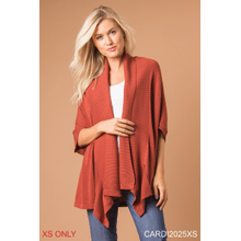 Straight to the Point Cardigan - XS (3 pc. ppk.)