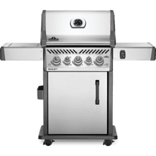 Rogue SE 425 RSIB with Infrared Side and Rear Burners , Stainless Steel , Natural Gas