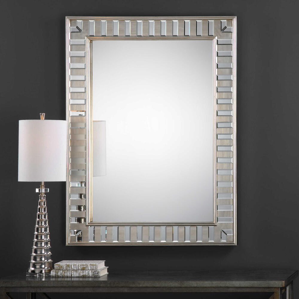 See Details - Lanester Mirror