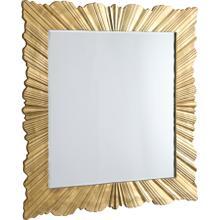 """See Details - Golda Mirror - 42"""" W x 1.5"""" D x 42"""" H"""