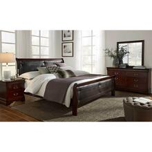 MARLEY MERLOT BEDROOM