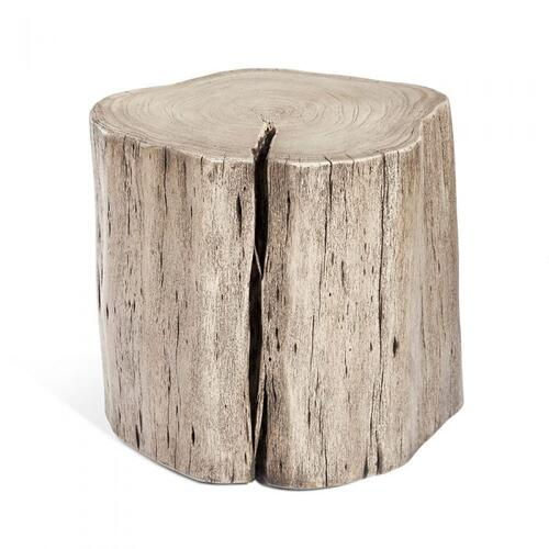 Layland Stump Side Table