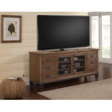 LAPAZ 76 in. TV Console