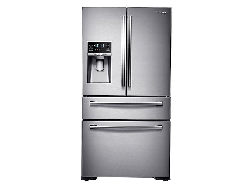 Samsung30 Cu. Ft. 4-Door French Door Refrigerator In Stainless Steel
