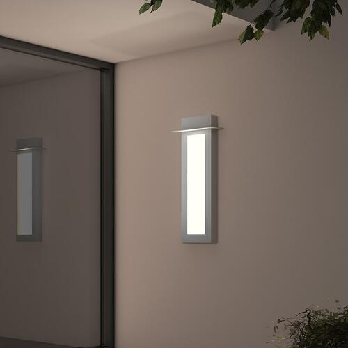 "Sonneman - A Way of Light - Prairie LED Sconce [Size=18"", Color/Finish=Textured Bronze]"