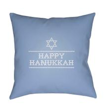 "Happy Hannukah II JOY-008 20"" x 20"""