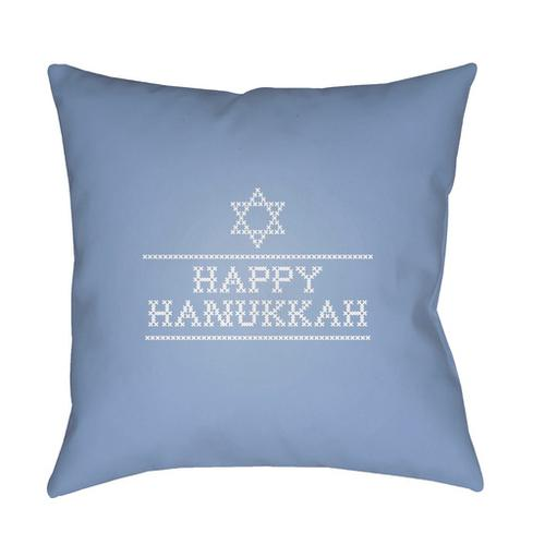 "Happy Hannukah II JOY-008 18"" x 18"""