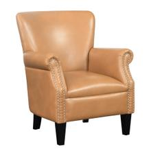 Oscar Accent Chair, Chamois Tan U3538-05-05