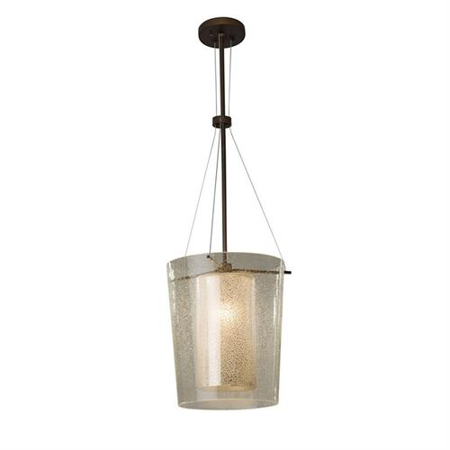 Amani 1-Light Center Drum Pendant