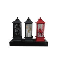Wonderlights Shimmer Lantern Display