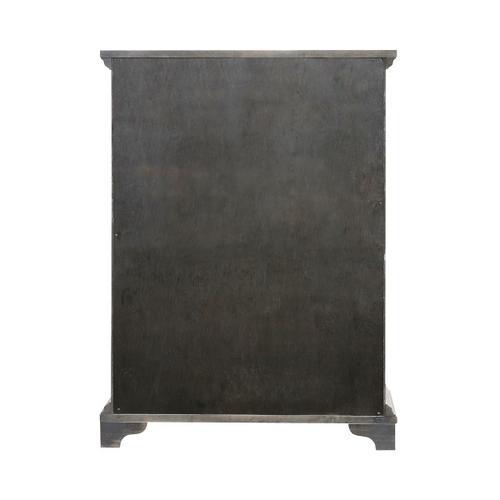 Pulaski Furniture - Bristol 6 Drawer Chest in Elm Brown