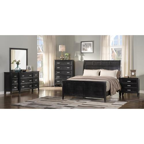 Richfield Ebony Nightstand