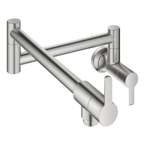 Product Image - Ladylux L2 2-handle Wall Mount Pot Filler