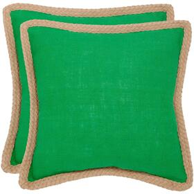 Sweet Sorona Pillow - Green