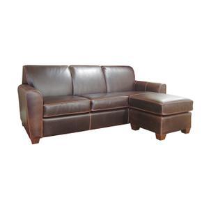 Sofa w/Ottoman
