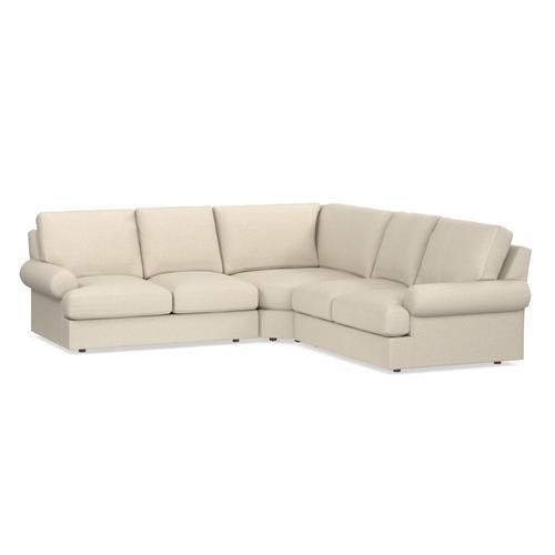 Bassett Furniture - Bryant Small L-Shaped Sectional