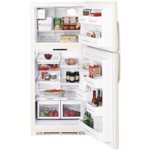 GE® 21.7 Cu. Ft. Top-Freezer Refrigerator