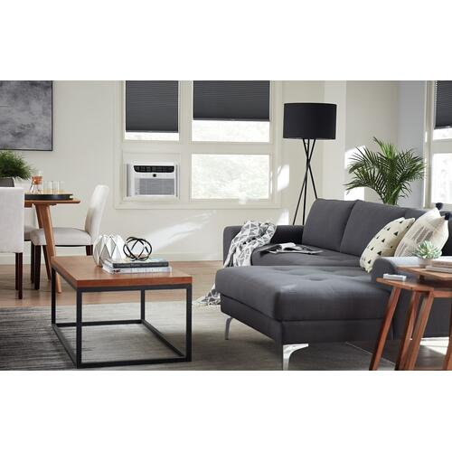Frigidaire - Frigidaire 10,000 BTU Connected Window-Mounted Room Air Conditioner