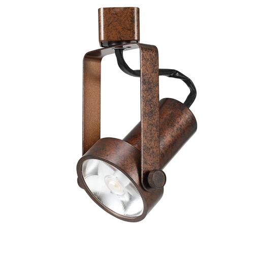 Cal Lighting & Accessories - Ac 12W, 3300K, 770 Lumen, Dimmable integrated LED Track Fixture