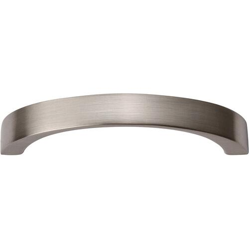 Tableau Curved Pull 2 1/2 Inch (c-c) - Brushed Nickel