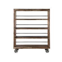 Bookcase (w/Casters)