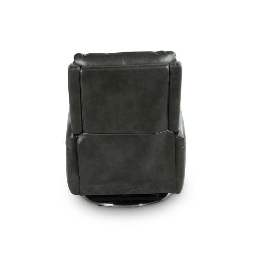 Athens Triple-Power 360-Degree Swivel Motion Chair