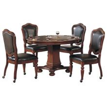 See Details - Bellagio Dining / Gaming Set (5 Piece)