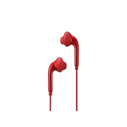 Active InEar Headphones, Red