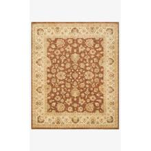 View Product - MM-07 Rust / Ivory Rug