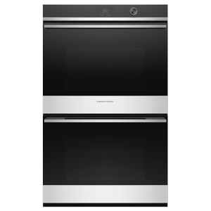 "Fisher & PaykelDouble Oven, 30"", 17 Function, Self-cleaning"