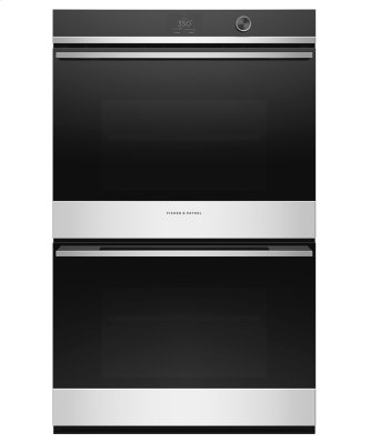 """Double Oven, 30"""", 17 Function, Self-cleaning"""