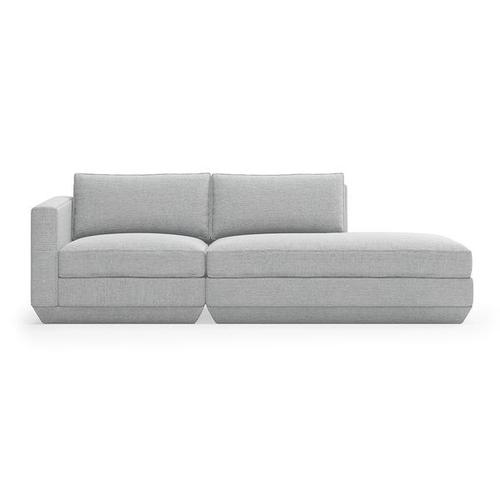 Product Image - Podium 2PC Lounge New Bayview Silver / Right Facing