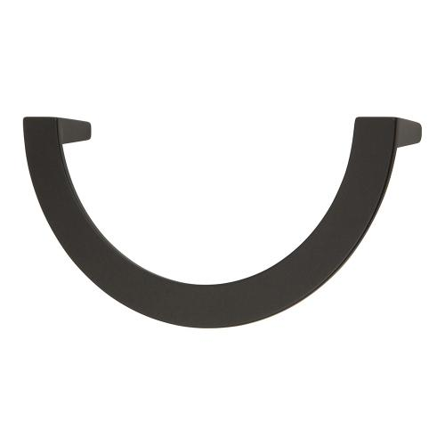 Roundabout Pull 5 1/16 Inch (c-c) - Matte Black