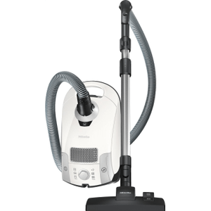 MieleCompact C1 Pure Suction PowerLine - SCAE0 - canister vacuum cleaners With high suction power and telescopic tube for thorough, convenient vacuuming.