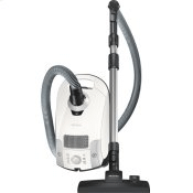 Compact C1 Pure Suction PowerLine - SCAE0 - canister vacuum cleaners With high suction power and telescopic tube for thorough, convenient vacuuming.