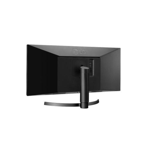 LG - LG 34WL550-B 34 Inch 21:9 UltraWide™ 1080p Full HD IPS Monitor with HDR